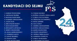 Kandydaci PiS w wyborach do Sejmu i Senatu 2019. Znamy nazwiska z naszego okręgu [OFICJALNA LISTA]