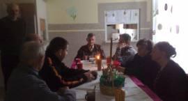 Samotni spotkali się w Caritas