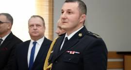 Zastępca komendanta zambrowskiej straży przeszedł na emeryturę [foto]