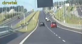 """Pędził ponad 226 km/h na krajowej """"ósemce"""" [VIDEO]"""
