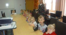 Powiatowy Urząd Pracy gościł przedszkolaki z MP6 [foto]