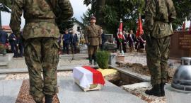 Pochowano nieznanego żołnierza poległego w 1939 roku [foto]