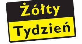"""20 września ruszyła XIV edycja akcji """"Żółty Tydzień"""""""
