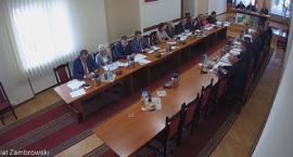 VII sesja Rady Powiatu Zambrowskiego [retransmisja]
