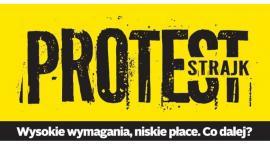 Nauczyciele zapowiadają protest włoski