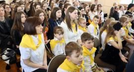 Międzyszkolna konferencja papieska [foto]