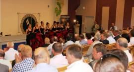 W Łomży zorganizowano jubileusze WSA oraz Podlaskiego Oddziału Regionalnego ARiMR [video]