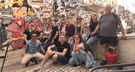 Młodzież z ZS1 na stażu w Portugalii [foto]