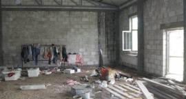 Trwają prace wykończeniowe w Gminnym Ośrodku Kultury w Szumowie