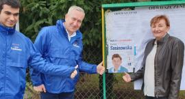 Koalicja Obywatelska na ostatniej prostej kampanii wyborczej z rolnikami