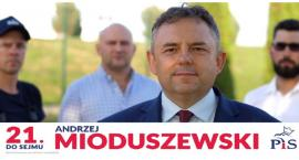 Możemy mieć dwóch przedstawicieli w parlamencie - posła Andrzeja Mioduszewskiego i senatora Marka Adama Komorowskiego [video]
