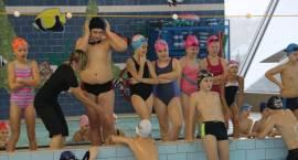 Szkoły podstawowe rywalizowały w pływaniu [foto]