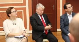 Parlamentarzyści PO z wizytą w Zambrowie [foto+retransmisja]