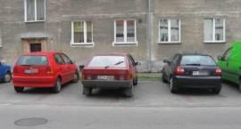 Na tropie parkingowych egoistów  - cz. 7