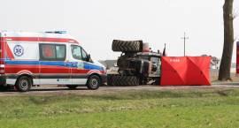 Śmiertelny wypadek nieopodal Osowca. Droga całkowicie zablokowana [foto] - aktualizacja