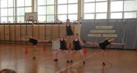Sukces uczennic ZSO w aerobiku