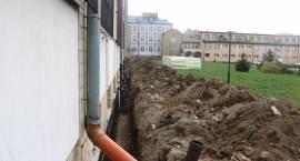 Rozpoczęła się termomodernizacja dwóch budynków szkolnych [foto]