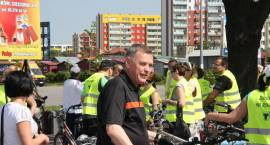 Panorama Zambrowa na rowerach [foto]