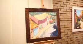 Wystawa malarska Romana Gruszeckiego otwarta [foto]