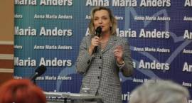 Anna Maria Anders zaprasza na spotkanie z Jarosławem Kaczyńskim