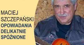 Biblioteka zaprasza na spotkanie autorskie z Maciejem Szczepańskim