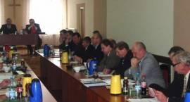 Burzliwe obrady Rady Powiatu Zambrowskiego