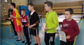 Dzieci rywalizowały w tenisie stołowym [wyniki]
