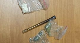 Kolejne osoby z narkotykami trafiły za kratki
