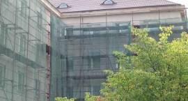 Remont budynku Urzędu Miasta i Starostwa Powiatowego