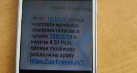 Uwaga na fałszywe wiadomości SMS