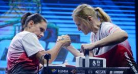 2 srebrne medale Katarzyny Zaniewskiej z Kołak Kościelnych na Mistrzostwach Świata IFA Armwrestling