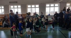 Trójka małych tenisistów z Zambrowa zdominowała turniej w Piszu
