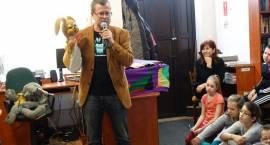 Pan TIK-TAK w Szumowie – spotkanie z Andrzejem Grabowskim