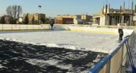 Otwarcie lodowiska znów przełożone