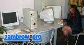 Zambrów otrzymał komputery. Ruszają hotspoty