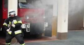 Dzięki sponsorom Straż Pożarna w Zambrowie zakupiła nowoczesny sprzęt gaśniczy