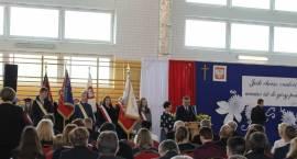 Uczniowie SP Osowiec na zjeździe szkół im. Jana Pawła II