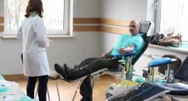 Mieszkańcy Zambrowa oddali krew w ramach ogólnopolskiej akcji [foto+video]