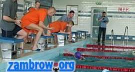 Wyniki II zawodów pływackich