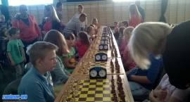 Sukces szachistów z Paproci Dużej