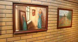 Wernisaż wystawy Pracowni Malarskiej [foto]