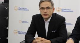 PO przedstawiło swojego kandydata do Sejmu RP