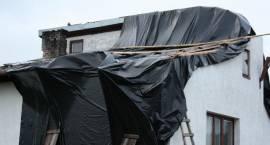 Ponad 4 mln strat spowodowała nawałnica w powiecie zambrowskim