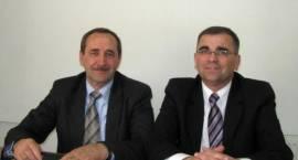 Kandydat na europosła w Zambrowie