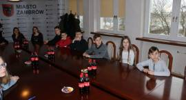 Miejskie eliminacje Ogólnopolskiego Turnieju Wiedzy Pożarniczej rozstrzygnięte [foto]