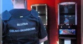 Kolejne nielegalne automaty zlikwidowane