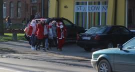 Mikołaje na ulicach Zambrowa