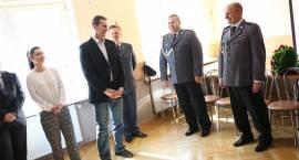 Komendant zambrowskiej policji przechodzi na emeryturę [foto]