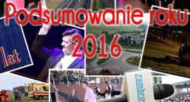 Filmowe podsumowanie roku 2016 w Zambrowie i okolicach. Ale się działo! [video]