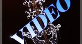 Świąteczna iluminacja rozświetla Zambrów [video]